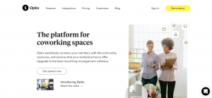 Optix is a coworking software that is used by the leading coworking spaces and enterprise organizations across 25 countries.