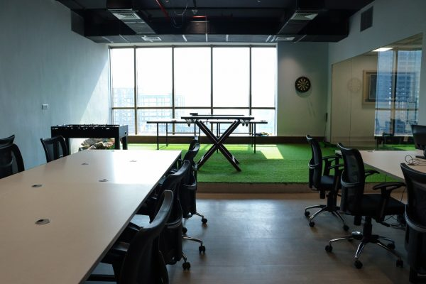 Workstreet coworking space