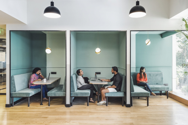 coworking spaces with better infrastructure