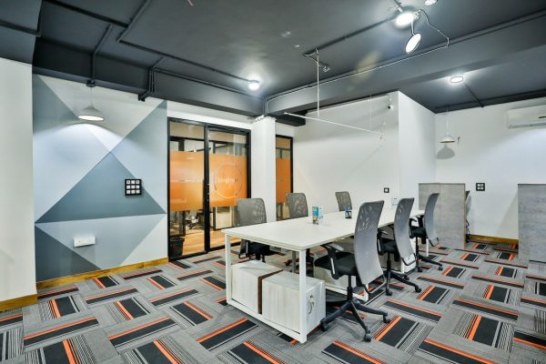 Noida, the Electronic City plays host to a lot of coworking spaces.