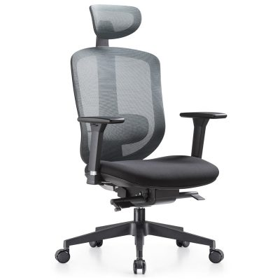 Ergonomic chairs are designed to be larger and more elaborate than regular desk chairs and for good reason too! They offer comfort and support by addressing known areas of weakness and pain in the human body.