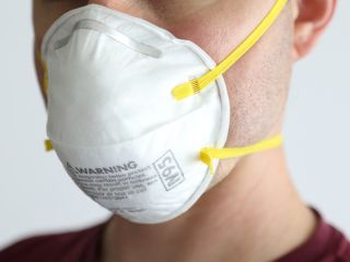 The mask is the new fashion statement of 2020 and an integral part of COVID-19 workplace guidelines.